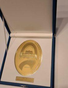 Vodja DIH UM prejel Nagrado za vrhunske uspehe, dosežke in zasluge na znanstvenoraziskovalnem in izobraževalnem področju