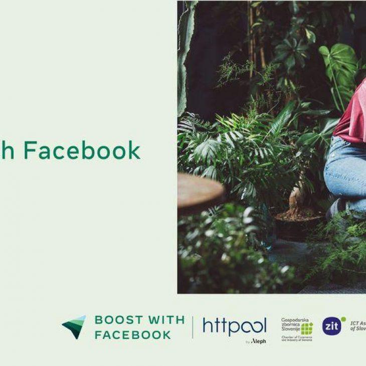Boost with Facebook Slovenija