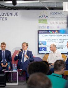 V Digitalno središče Slovenije na ogled inovativnih rešitev ali po nova znanja